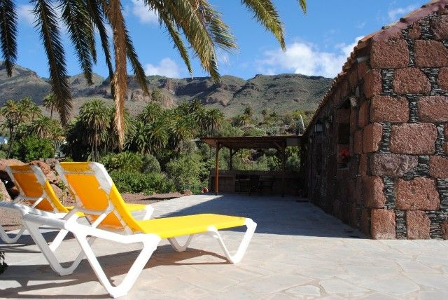 Finca Landhaus Blumenquelle - Gran Canaria
