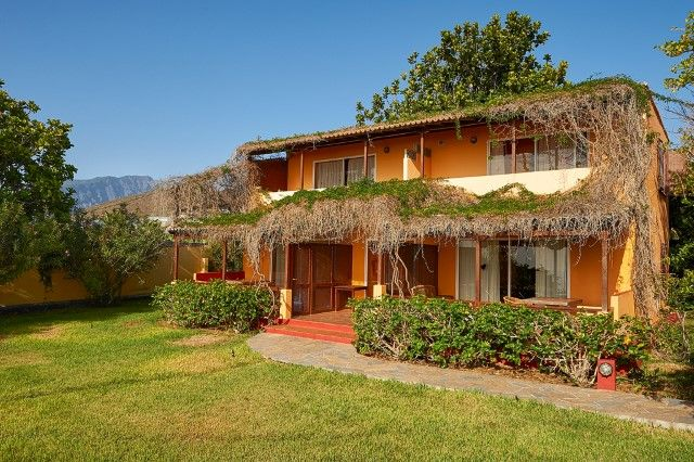 Fincawohnung Finca Tazacorte - Appartment Haus Silvester II - La Palma