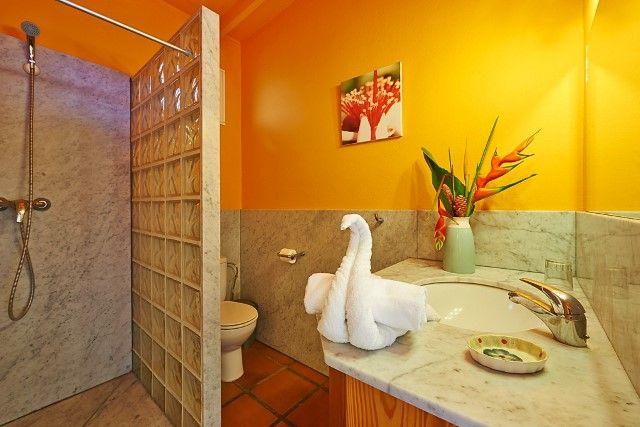 Fincawohnung auf La Palma Finca Tazacorte - Studio Haus Silvester III in Puerto Naos/Tazacorte