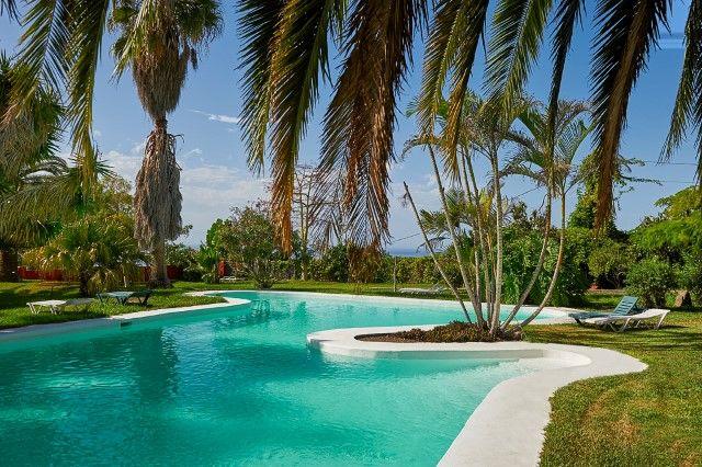 Fincawohnung Finca Tazacorte - Studio Haus Silvester IV - La Palma
