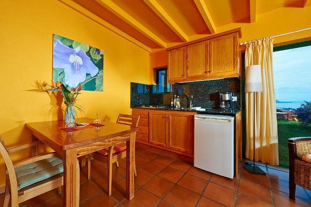 Finca auf La Palma Finca Tazacorte - Bungalow Curacao II in Puerto Naos/Tazacorte