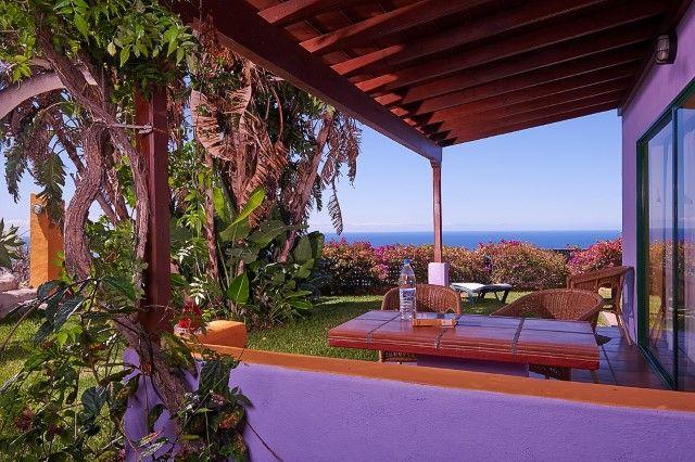 Finca auf La Palma Finca Tazacorte - Bungalow Curacao III in Puerto Naos/Tazacorte