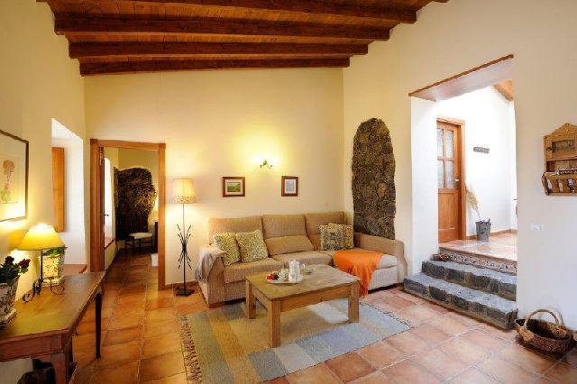 Ferienhaus auf Teneriffa Nord Villa Zitronenhain in Las Rosas