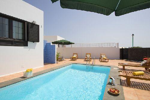 Ferienhaus Villa Mojones - Lanzarote