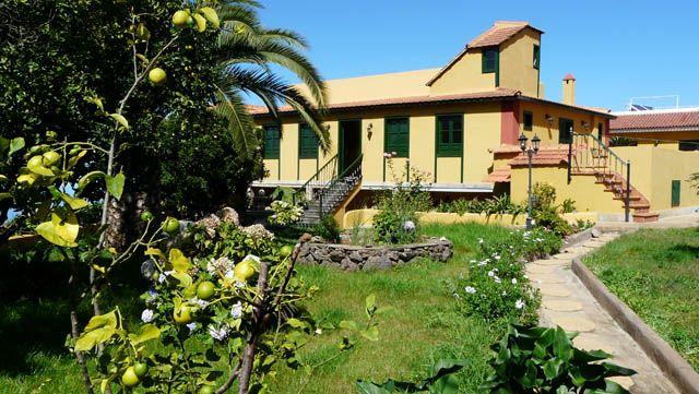 Landhaus La Orotava - Haus B auf Teneriffa Nord in La Orotava