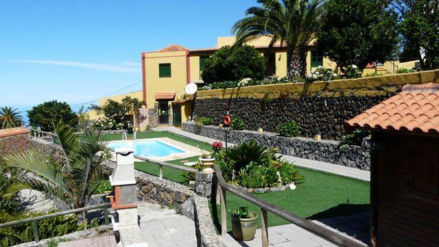 Ferienwohnung Landhaus La Orotava - Haus B - Teneriffa Nord