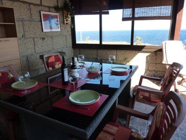 Villa Tania Komplett auf Teneriffa Süd in La Listada