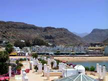 Appartments Playa de Mogan - Penthouse 1 Edf. Playa auf Gran Canaria in Puerto de Mogan