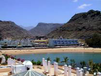 Appartments Playa de Mogan - Edf. Playa Apt. 4 auf Gran Canaria in Puerto de Mogan