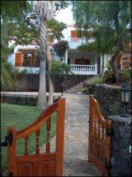 Ferienwohnung Ferienanlage Sandra - Villa Sandra (Obergeschoss) - La Palma