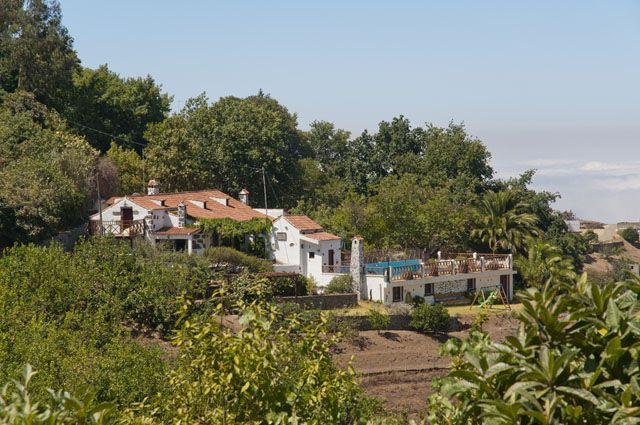 Finca auf Gran Canaria Landhaus Anna - Haus B in Moya