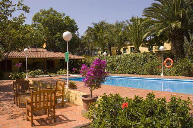 Finca auf Gran Canaria Landhaus Lanzelot - A2 in Firgas