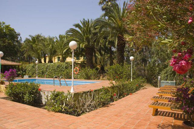 Finca auf Gran Canaria Landhaus Lanzelot - B2 in Firgas