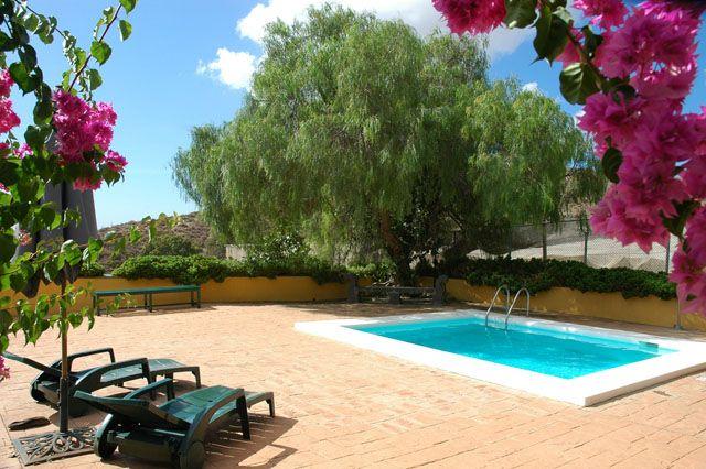 Ferienhaus Landhaus des Frühlings - Gran Canaria