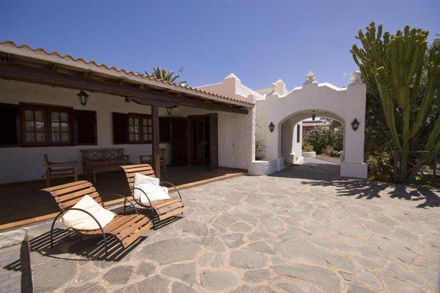 Ferienhaus Landhaus am Waldrand - Gran Canaria