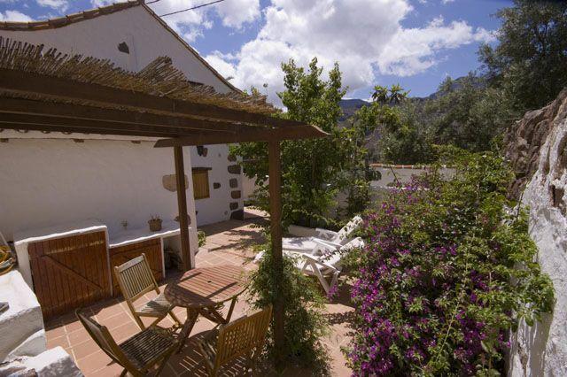 Ferienhaus auf Gran Canaria Landhaus der grünen Palmen in Santa Lucia