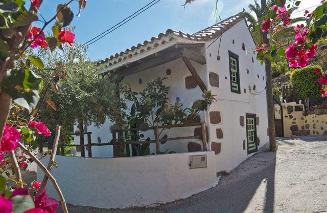 Ferienhaus Landhaus der grünen Palmen - Gran Canaria