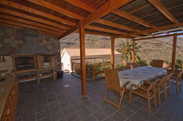 Ferienhaus Landhaus der Rosen - B - Gran Canaria