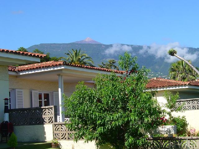 Casa San Miguel 1 auf Teneriffa Nord in La Orotava