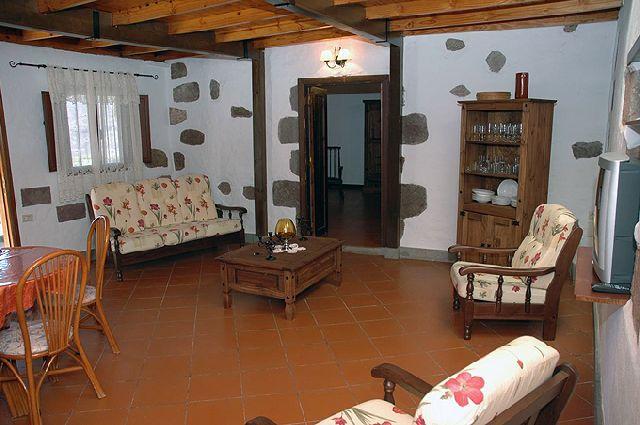 Ferienhaus auf Gran Canaria Landhaus des Mondes in Santa Lucia