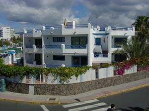 Appartments Pinguine auf Gran Canaria in Playa del Ingles