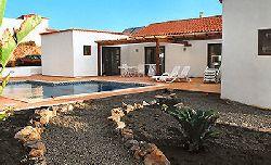 Ferienhaus Villa Montana de Arena - Fuerteventura