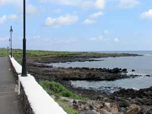 Meerblick bei Arrieta auf Lanzarote