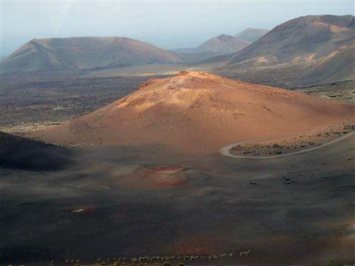 Nationalpark Timanfaya auf Lanzarote