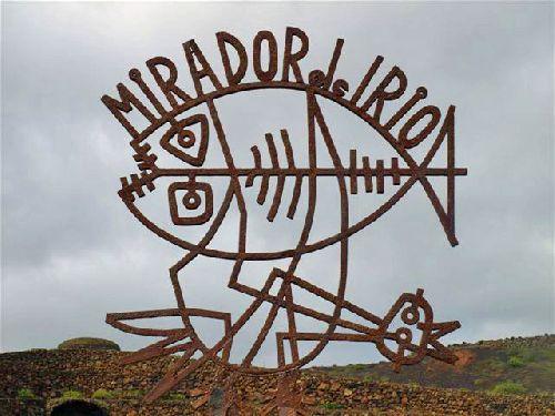 Lanzarote Mirador del Rio