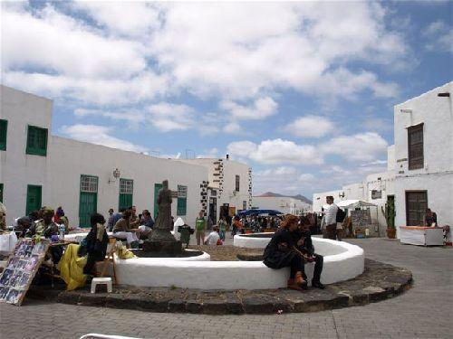 Teguise auf Lanzarote