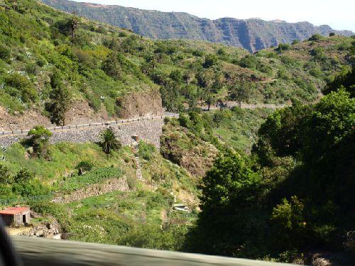 Landschaftsaufnahmen von La Gomera - Bild 9