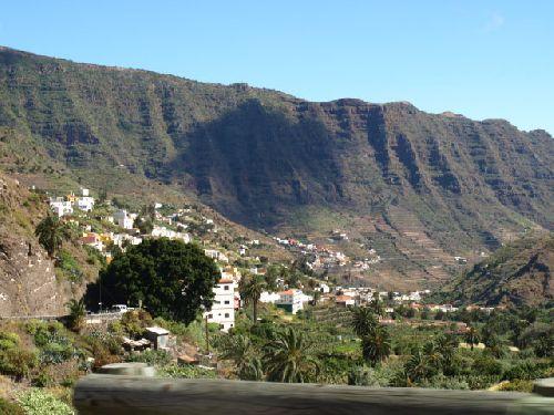 Landschaftsaufnahmen von La Gomera - Bild 31