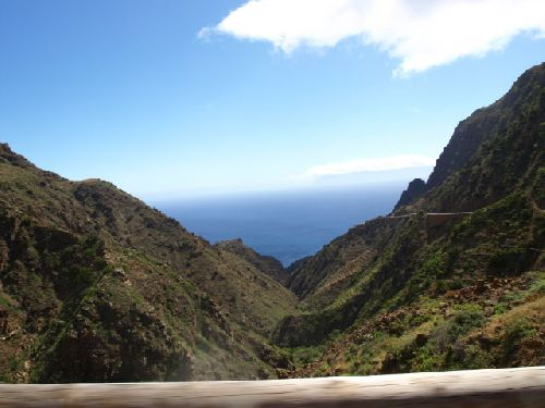 Landschaftsaufnahmen von La Gomera - Bild 43