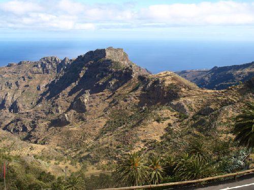 Landschaftsaufnahmen von La Gomera - Bild 57