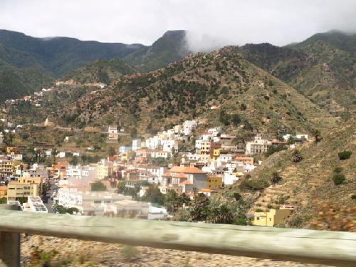 Tamargada auf la Gomera