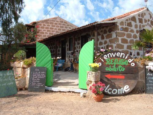 Roque Imoque Restaurante Refugio