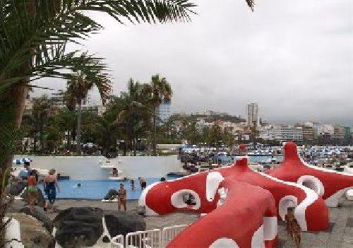 Meerwasserschwimmbad Puerto de la Cruz