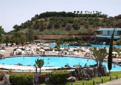 Meerwasserschwimmbad Santa Cruz
