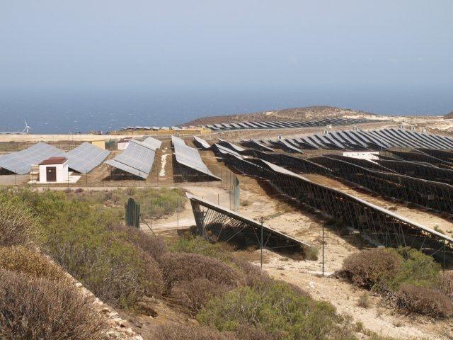 Solaranlagen auf Teneriffa