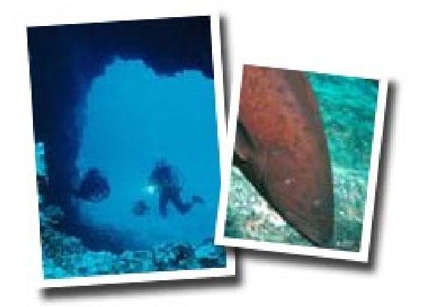 Tauchen an der Cueva auf Teneriffa