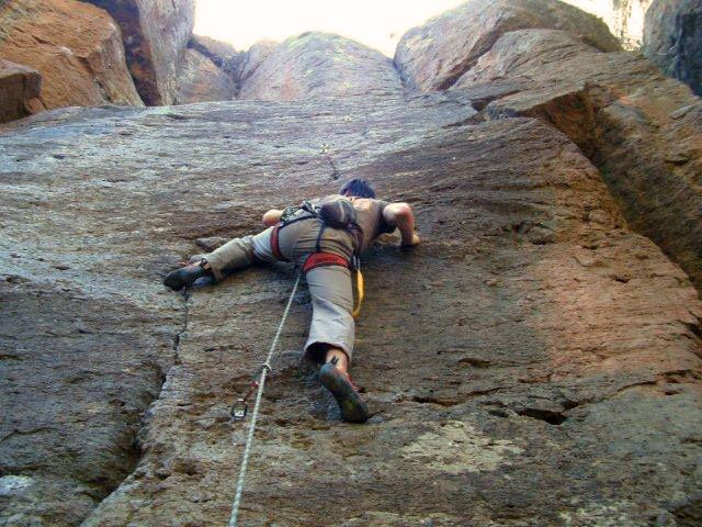 Bouldern auf Teneriffa