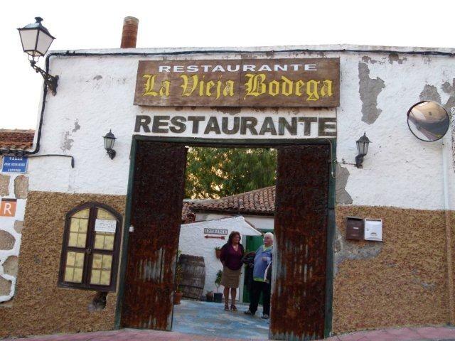 Restaurant La Bodega Vieja in san Miguel