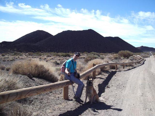 Rundweg zum Vulkan de Fasnia