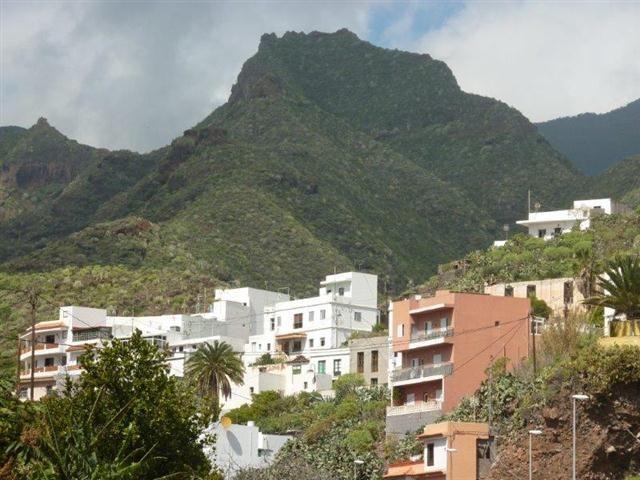 Ortschaft Igueste de San Andres auf Teneriffa