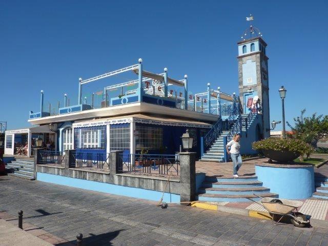 Las Galletas auf Teneriffa
