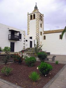 Betancuria - Kirche