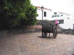 Betancuria - Plaza