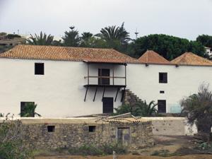 Betancuria Häuser