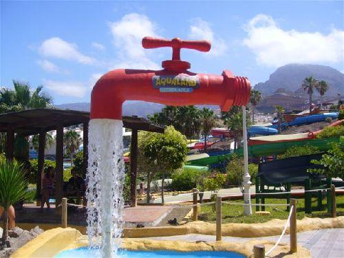 Aquapark auf Teneriffa