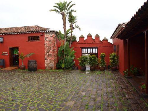 Weinmuseum auf Teneriffa in El Sauzal